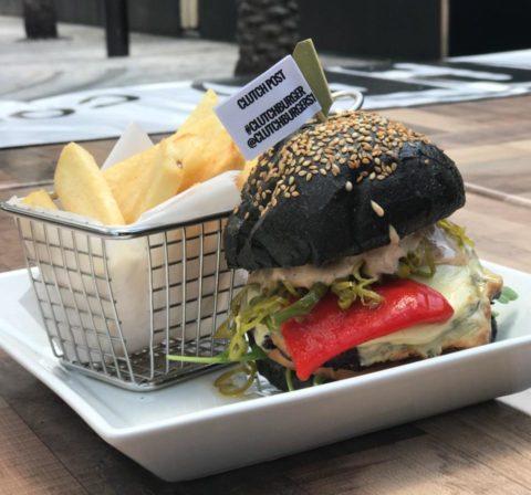 Volcano Burger